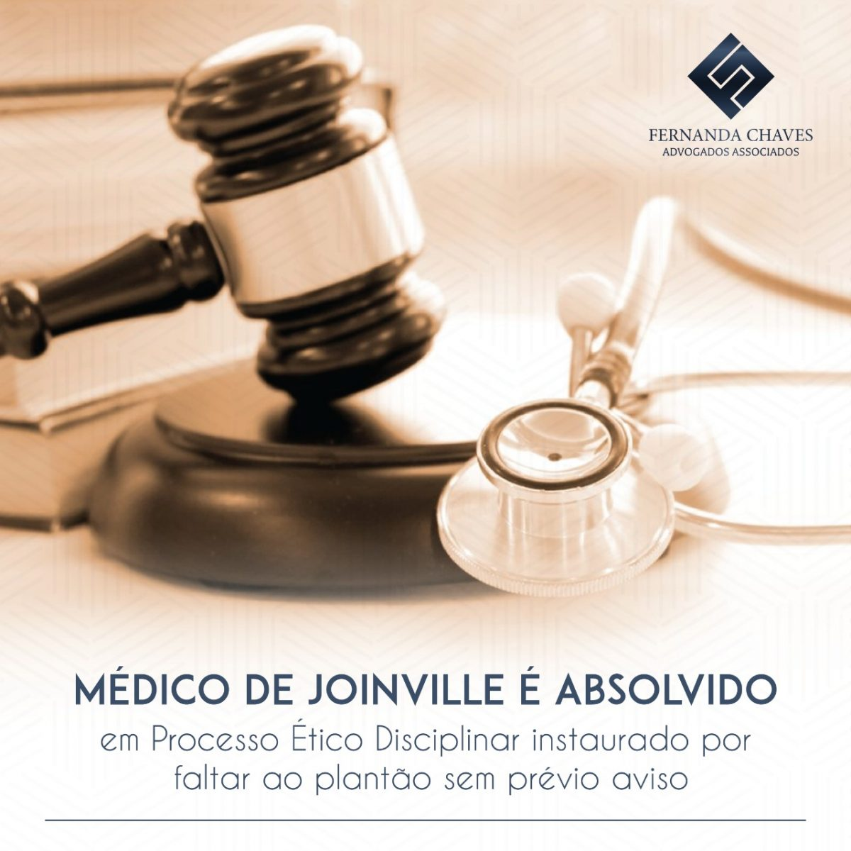 Médico Absolvido